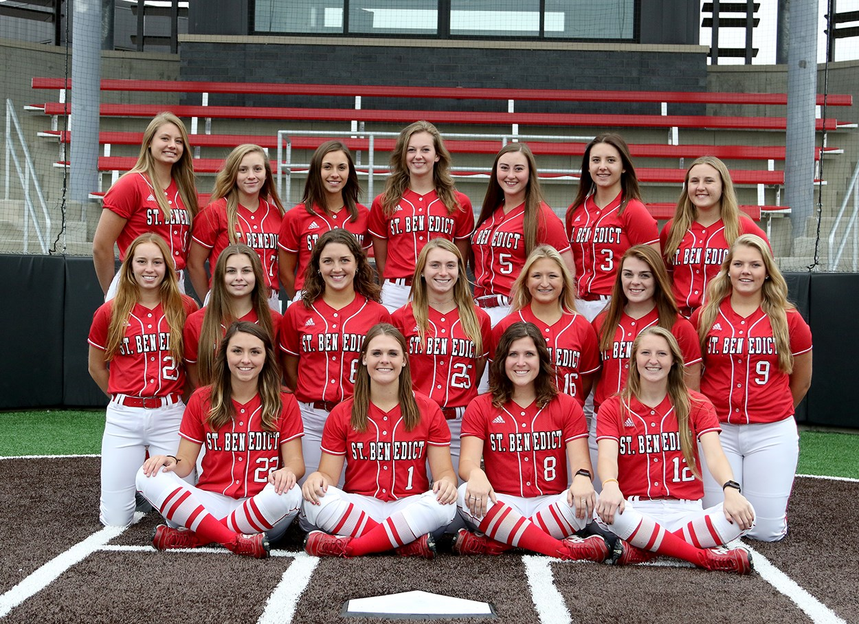 aa2b068c10c 2019 Women's Softball Roster - College of Saint Benedict Athletics